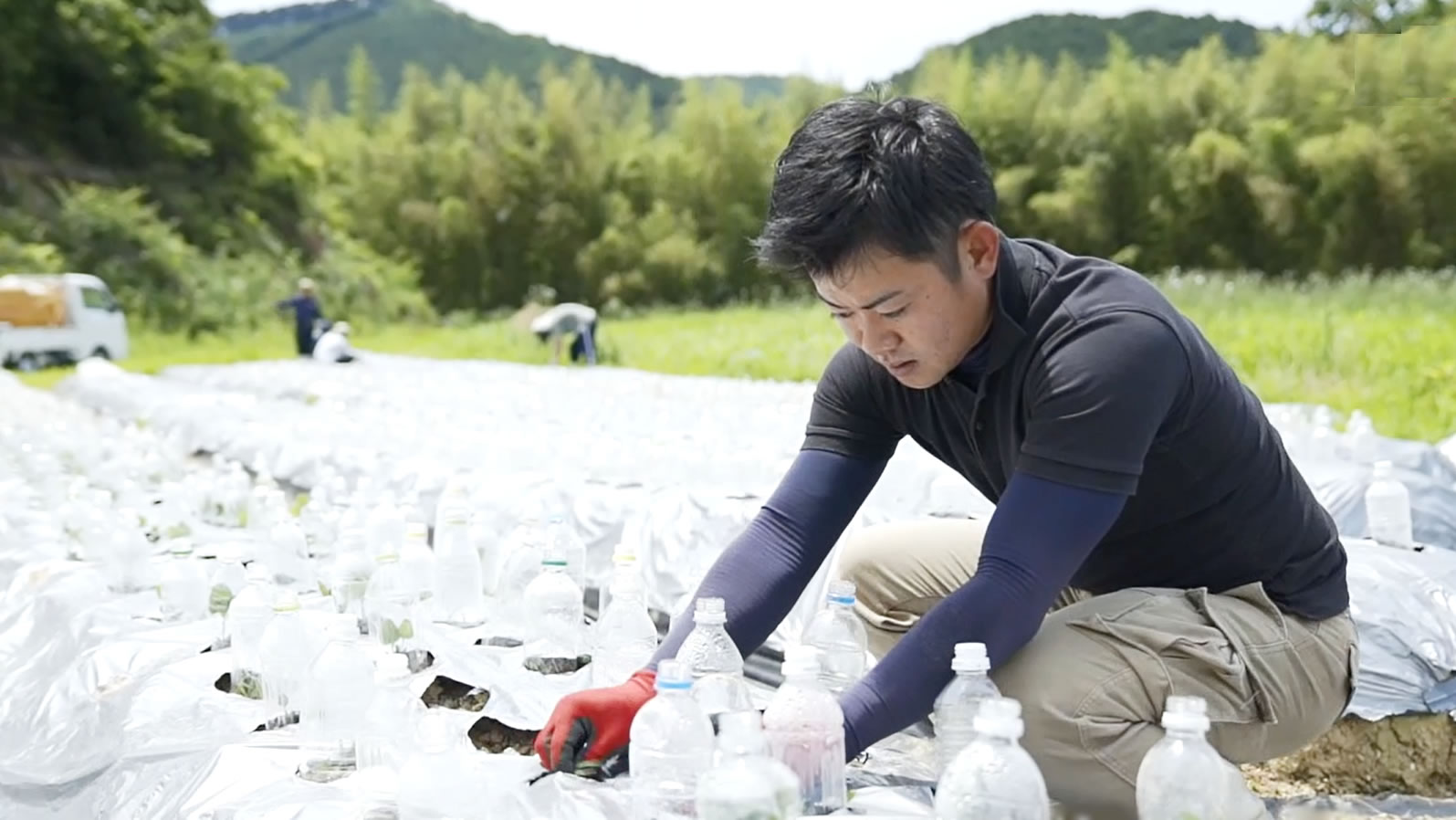 Ragri 日本の新しい形の農業を作り出す