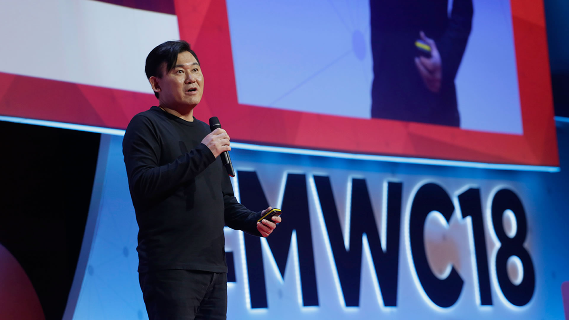 Mobile World Congressに三木谷が登壇