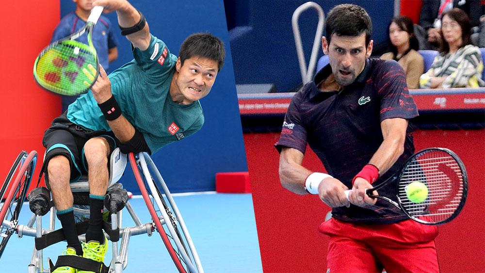 第11回 「楽天・ジャパン・オープン・テニス・チャンピオンシップス2019」開催
