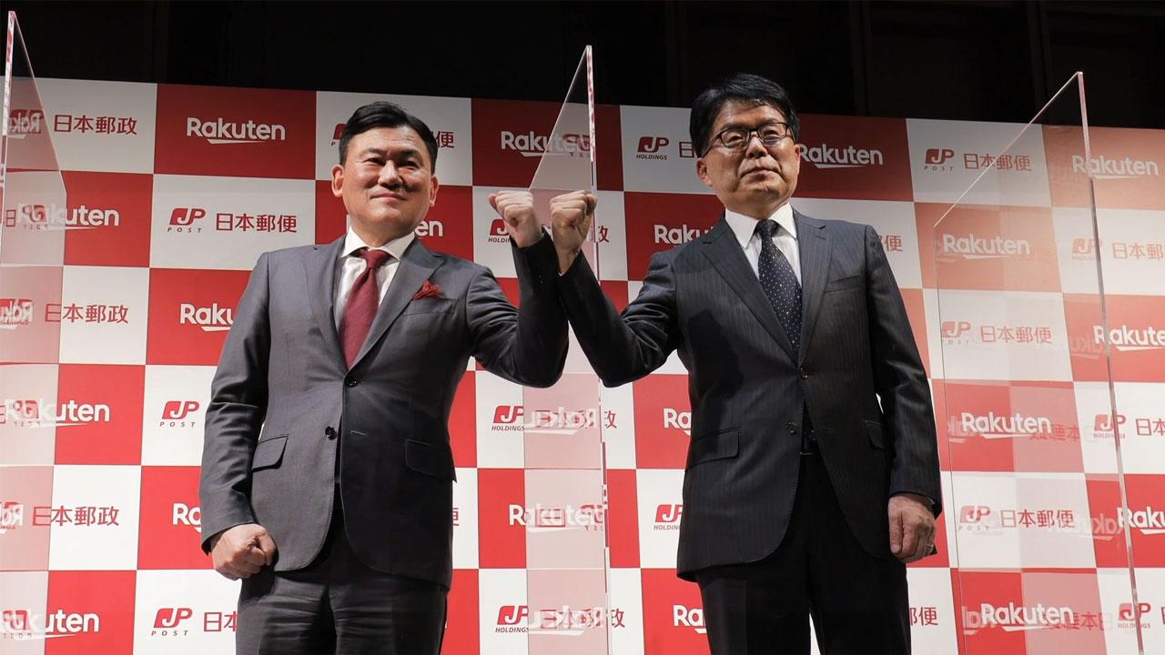 日本郵便と挑む、物流のデジタルトランスフォーメーション